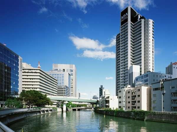 アパホテル〈大阪肥後橋駅前〉