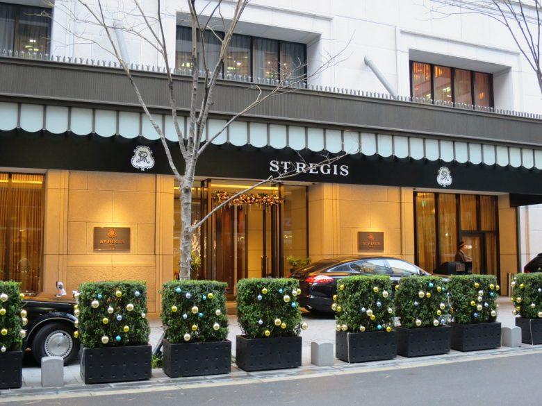 セントレジスホテル大阪