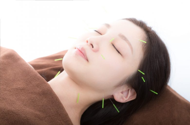 大阪の出張美容鍼灸
